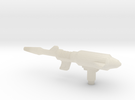 Classics Mirage rifle in White Acrylic