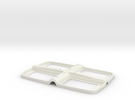 Tpac Base Mm Surface 30 in White Strong & Flexible