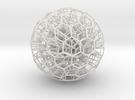 nestedSpheres in White Strong & Flexible