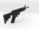 m4 larger retry in Black Strong & Flexible