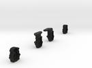 2 Portalachse/Portal Axle v2.03 in Black Strong & Flexible