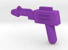 MOTU replacement pistol for Castle Grayskull in Purple Strong & Flexible Polished