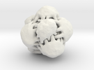 podo ball textured 5cm  in White Strong & Flexible