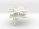1/600 JF-17 Thunder (WSF,x2) in White Strong & Flexible