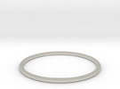 bracelet in Transparent Acrylic