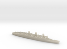 RMS Queen Mary in White Acrylic