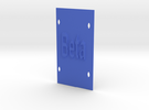 Lamella Personalizzata in Blue Strong & Flexible Polished
