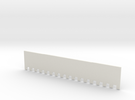 1x1 5mm Needle Selector in White Strong & Flexible