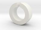 ServoSaver lightExtrLttrs CM in White Strong & Flexible