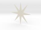 Heritage Logo in White Acrylic