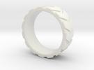Pieza11 Ø19 in White Strong & Flexible
