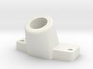 12mm leg holder in White Strong & Flexible
