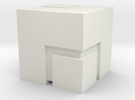 (FEZ) Mini Cube 2x2 in White Strong & Flexible