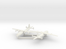 1/600 Shaanxi Y8 600 ASW in White Strong & Flexible