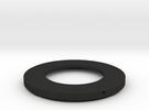 FL 19mm 3.5R Rear Dust Cover in Black Acrylic
