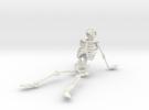 Skeleton stargazer in White Strong & Flexible