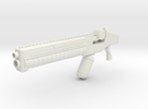 print gun in White Strong & Flexible