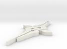 SWIRL in White Strong & Flexible