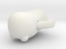 Piggy Monster in White Strong & Flexible
