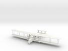 Zeppelin Staaken R.VI 25/16 1:144th Scale in White Strong & Flexible
