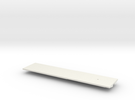 Chasis Vagon cometarsa in White Strong & Flexible