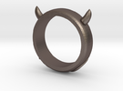 Devilish Ring - Size 12 in Stainless Steel