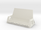 Business card holder in White Strong & Flexible