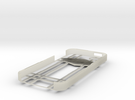 iPhone 5 Las Vegas Case (Customizable) in White Strong & Flexible