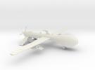 RQ 1 Predator Drone Model in White Strong & Flexible