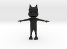 Little Devil in Black Strong & Flexible