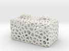 Seej Bloxen, Voronoi in White Strong & Flexible