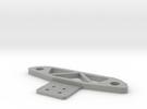 micro-t front bumper in Metallic Plastic