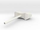 Mjolnir MkII in White Strong & Flexible