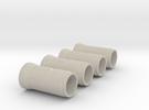 rioolbuis beton sewer pipe Kanalrohr H0  in Sandstone