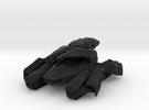 Crab C2 Heavy Artillery Tank in Black Strong & Flexible