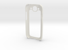Samsung Galaxy S3 Case in White Strong & Flexible