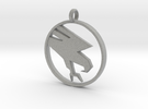 GDI Pendant - Large in Metallic Plastic