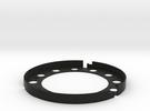 AE Filter Holder V5 in Black Strong & Flexible