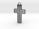 Silver Cross in Premium Silver