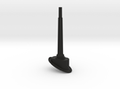 Fenestron Antenna in Black Strong & Flexible