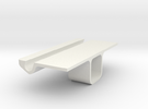 Iphone Wall Stand in White Strong & Flexible