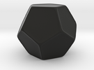 Blank D12 Honeycomb in Black Strong & Flexible