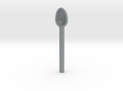 Magic Spoon in Polished Metallic Plastic