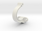 Subaru 360 Van Hinge 1 in White Strong & Flexible
