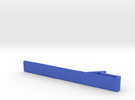 Bookmark in Blue Strong & Flexible Polished
