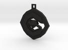 OCG Pendant in Black Strong & Flexible