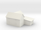 Custom House Model in White Strong & Flexible