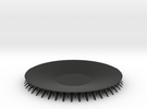 SpikePlate in Black Strong & Flexible