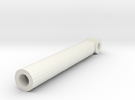Stenenklem cilinderhuis in White Strong & Flexible