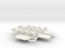 OEG BW 221 nur Bodengruppe in White Strong & Flexible